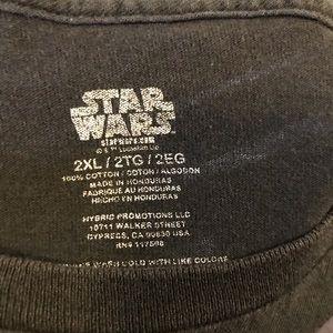 Star Wars Shirts - Star Wars Save The Galaxy Vintage Graphic Tee